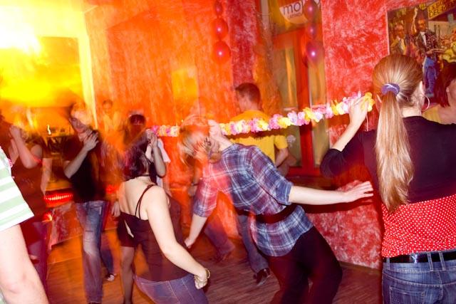 UDZ - Tańcz w Wielkim mieście! Reggaeton i Lambada na 'Lodz Latino Carnaval 2010'