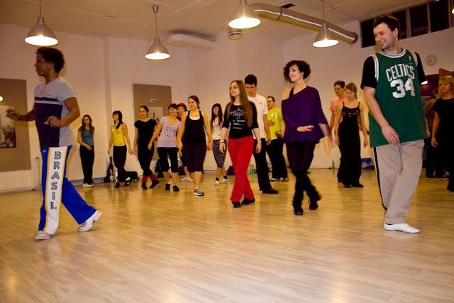 UDZ - Tańcz w Wielkim mieście! UDZ stolicą Kuby - Relacja z warsztatów z Raynelem!