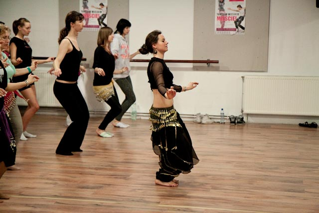 UDZ - Tańcz w Wielkim mieście! LEJDIS DAY - skąd wziął się facet na Balecie? Relacja z Dnia Otwartego 27 marca 2010