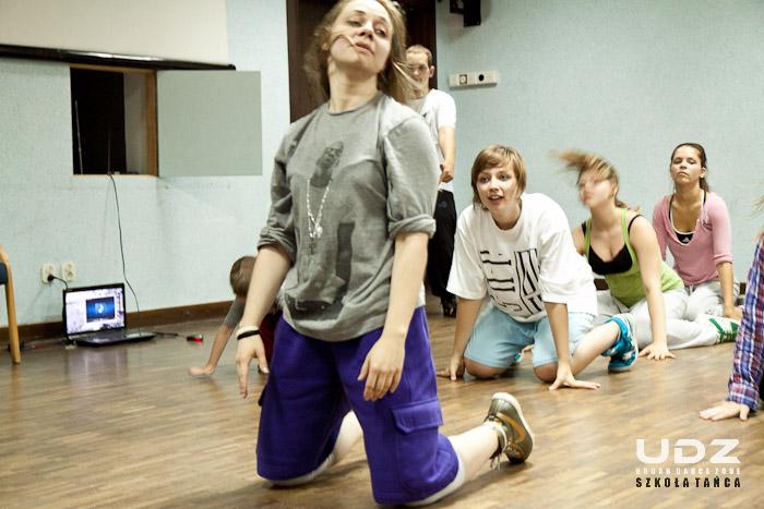 UDZ - Tańcz w Wielkim mieście! Obozowe co nieco :) Relacja z obozu tanecznego UDZ w Ustroniu