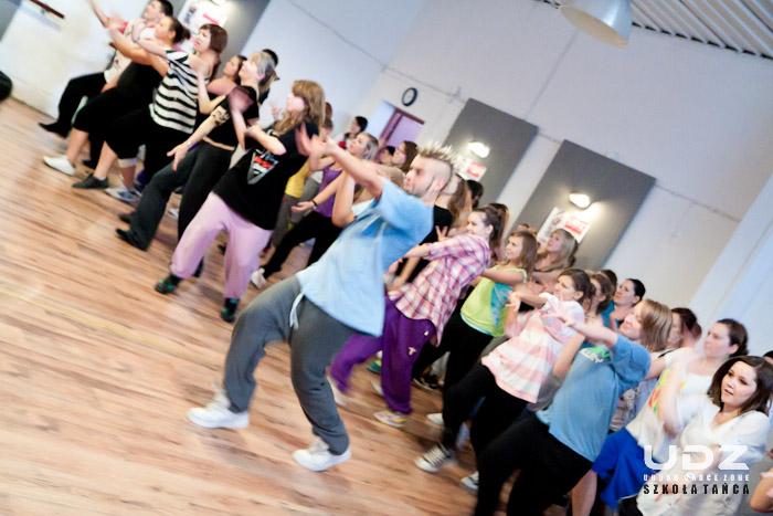 UDZ - Tańcz w Wielkim mieście! 110% normy! Relacja ze Streetowego Open Day