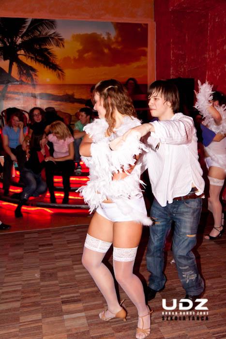 UDZ - Tańcz w Wielkim mieście! UDZ-towe Mikołajki w Mojito - Relacja