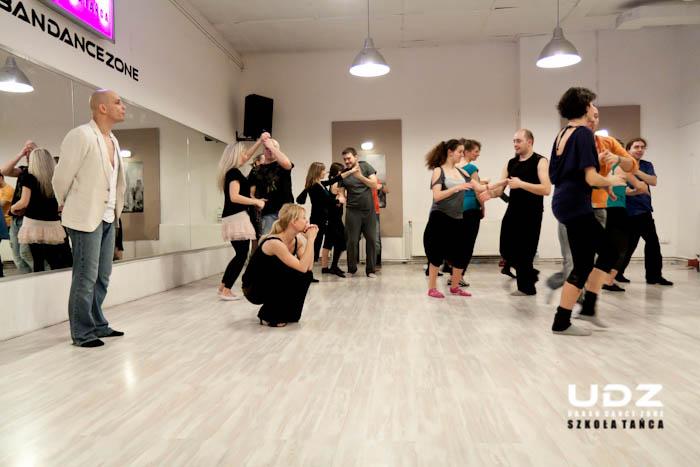 UDZ - Tańcz w Wielkim mieście! Warsztaty z Przemkiem Wereszczyńskim - Relacja