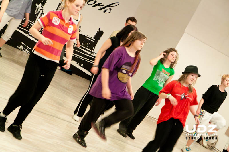 UDZ - Tańcz w Wielkim mieście! Streetowy Dzień otwarty - Relacja