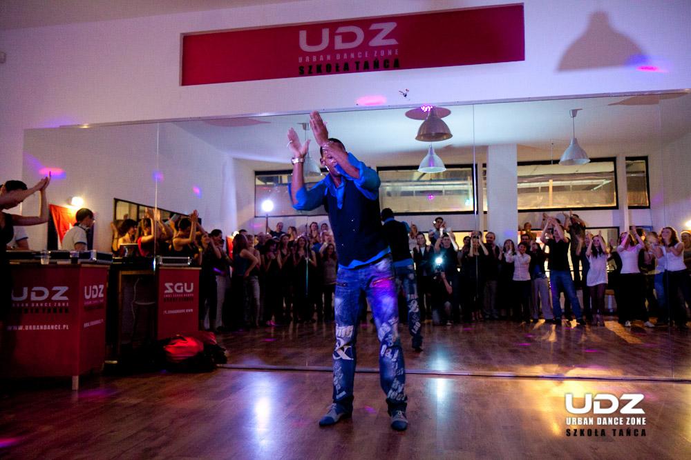 UDZ - Tańcz w Wielkim mieście! Cuba mi Amor 4! Relacja z Kubańskiech Warsztatów z Israelem Gutierrezem