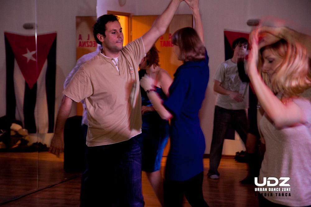UDZ - Tańcz w Wielkim mieście! Wigilia w Urbanie 18 grudnia 2011r. - Fotorelacja