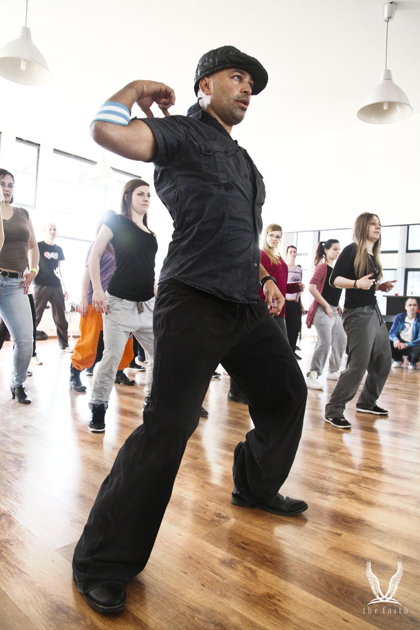 UDZ - Tańcz w Wielkim mieście! Cuba mi Amor 5! Relacja z Kubańskiech Warsztatów z Jorge