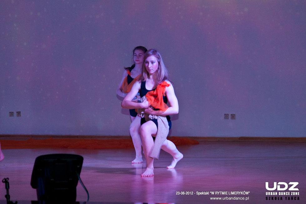 UDZ - Tańcz w Wielkim mieście! W rytmie Limeryków - Spektakl taneczny UDZ - 23 czerwca 2012