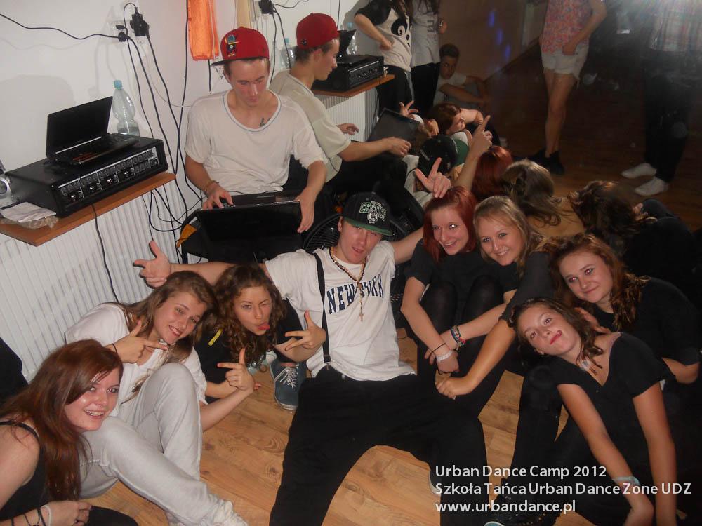 UDZ - Tańcz w Wielkim mieście! Relacja z obozu URBAN DANCE CAMP 2012!