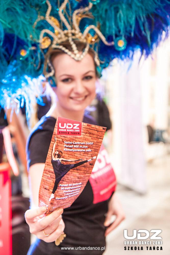 UDZ - Tańcz w Wielkim mieście! Relacja z Targów Edukacyjnych