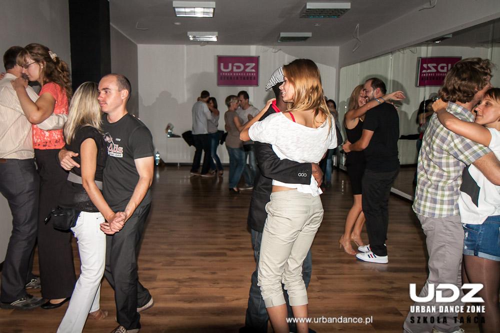 UDZ - Tańcz w Wielkim mieście! Impreza z okazji otwarcia nowej siedziby UDZ i warsztatów Bachaty z Mayerem - 06.09.2013r