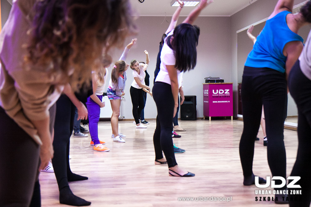 UDZ - Tańcz w Wielkim mieście! Relacja ze Studenckiego Dnia Otwartego 26.10.2013r