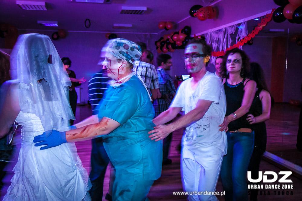 UDZ - Tańcz w Wielkim mieście! Releacja z Imprezy Halloween - 31.10.2013r