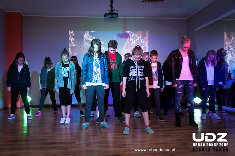 UDZ - Tańcz w Wielkim mieście! Releacja z Wigilii Urbanowej 2013r.