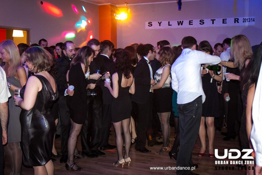 UDZ - Tańcz w Wielkim mieście! Releacja z Sylwestra 2013/2014r.