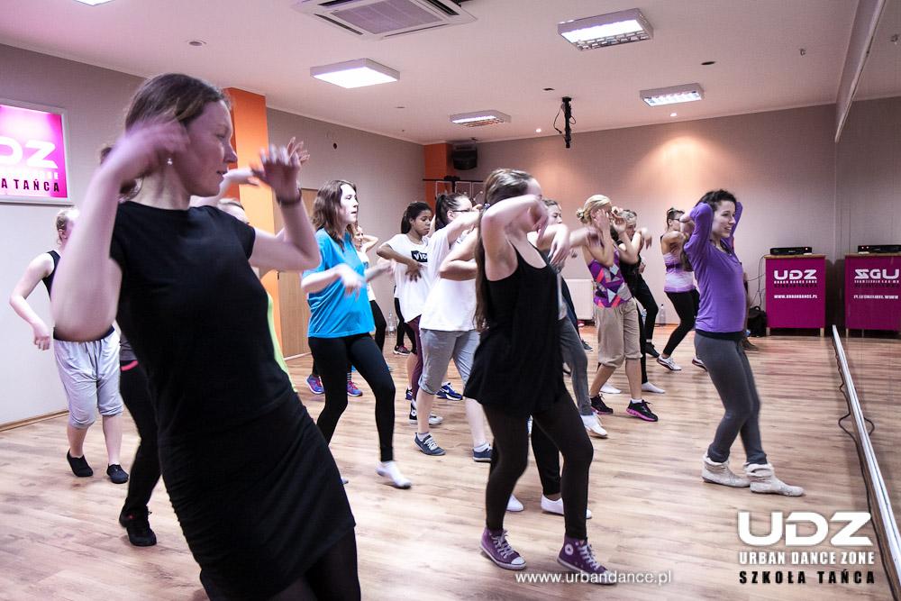 UDZ - Tańcz w Wielkim mieście! Relacja z Dni Otwartych w UDZ 15-16 marca 2014r.