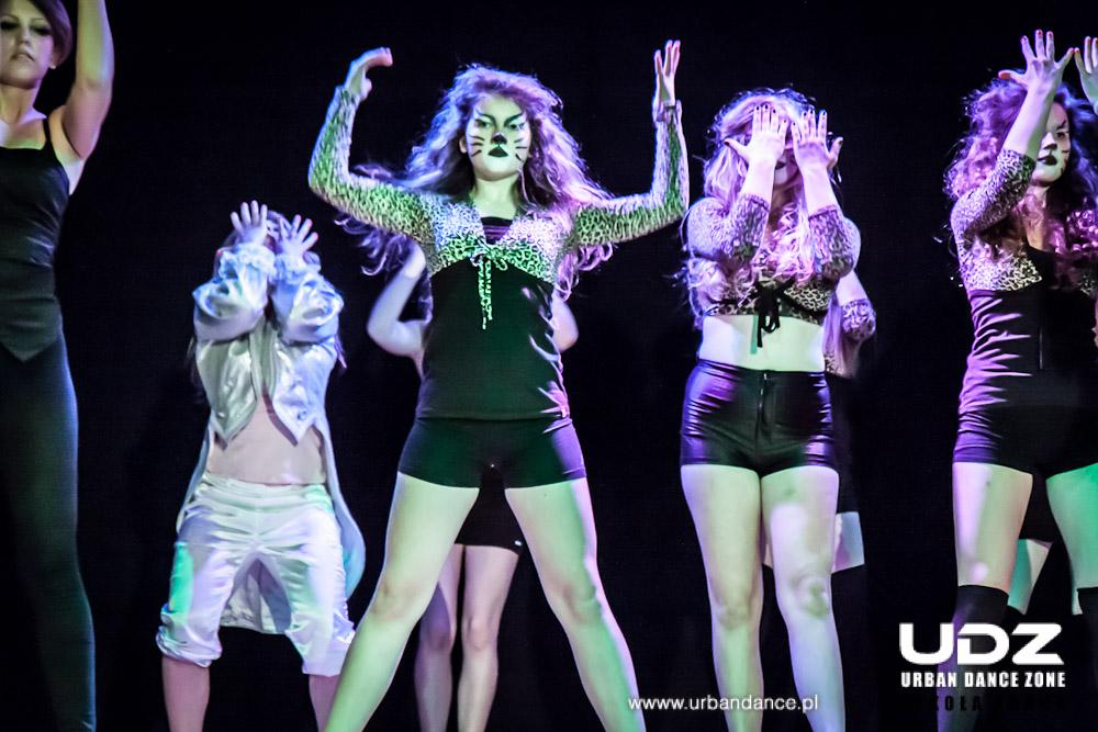 UDZ - Tańcz w Wielkim mieście! Relacja ze Spektaktu Circus Night, z 14 czerwca 2014r.