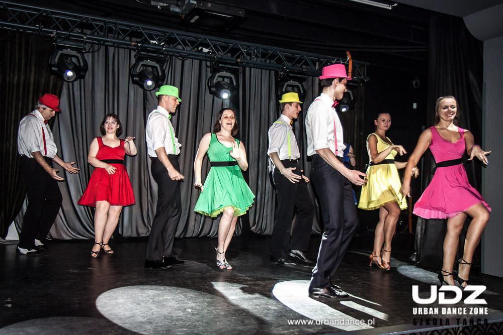 UDZ - Tańcz w Wielkim mieście! Impreza Bailandówka w Scenografii 2015-02-11