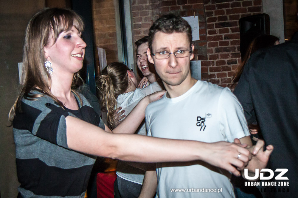 UDZ - Tańcz w Wielkim mieście! Impreza Salsowa w Daleko Blisko 2015-02-13