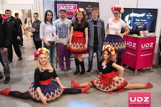 UDZ - Tańcz w Wielkim mieście! UDZ na Targach Edukacyjnych