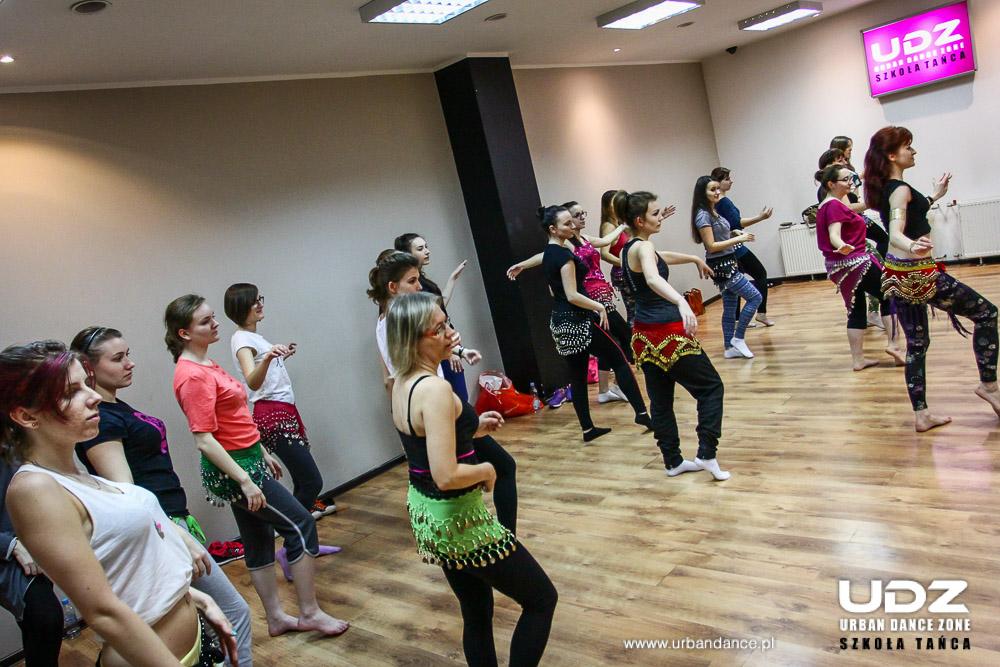 UDZ - Tańcz w Wielkim mieście! Dni Otwarte 19.03.2016 Fotorelacja