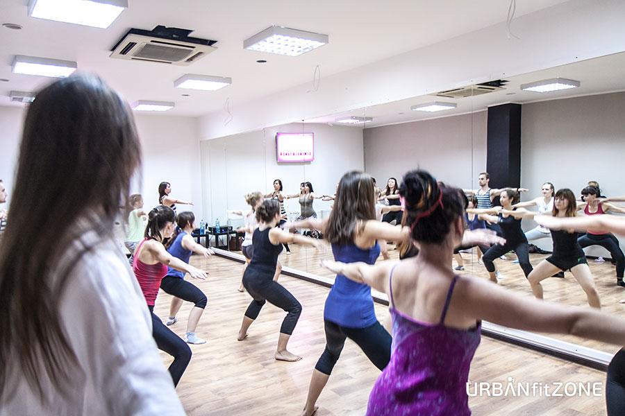 UDZ - Tańcz w Wielkim mieście! Szkoła Tańca Urban Dance Zone - czyli UDZ