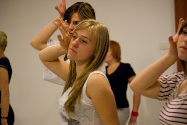 UDZ - Tańcz w Wielkim mieście! SALSA SOLO