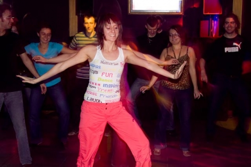 zumba urban dance zone